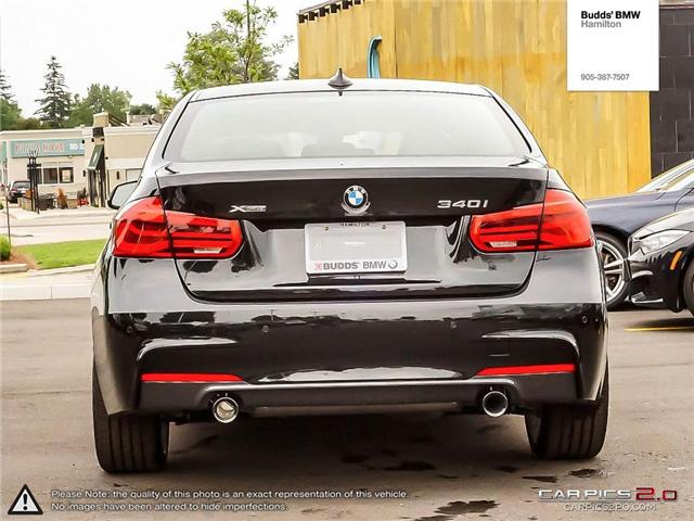 2018 BMW 340i xDrive (Stk: B36096) in Hamilton - Image 5 of 25