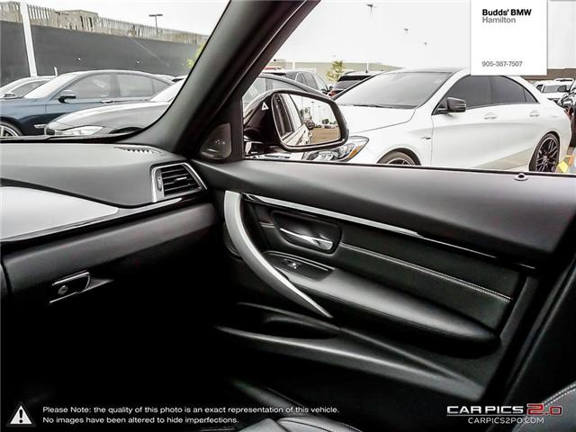 2018 BMW 340i xDrive (Stk: B36096) in Hamilton - Image 25 of 25
