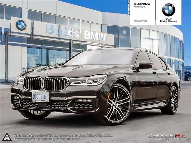 2018 BMW 750i xDrive