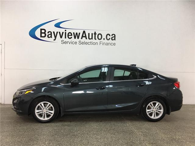 2017 Chevrolet Cruze LT Auto (Stk: 33164R) in Belleville - Image 1 of 28