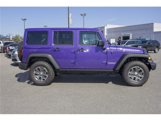 2017 Jeep Wrangler Unlimited Rubicon (Stk: HL693311N) in Surrey - Image 8 of 28