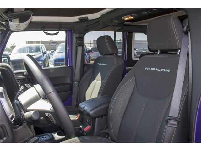 2017 Jeep Wrangler Unlimited Rubicon (Stk: HL693311N) in Surrey - Image 9 of 28