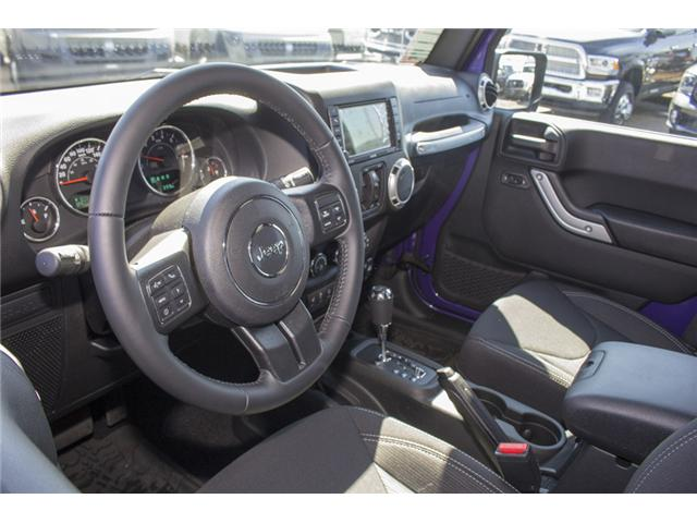 2017 Jeep Wrangler Unlimited Rubicon (Stk: HL693311N) in Surrey - Image 10 of 28