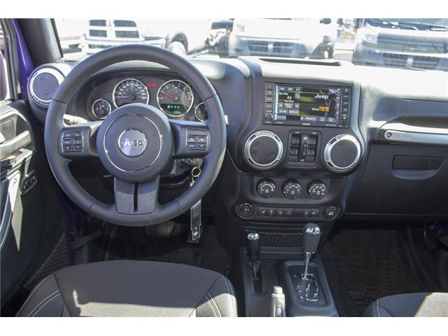 2017 Jeep Wrangler Unlimited Rubicon (Stk: HL693311N) in Surrey - Image 12 of 28