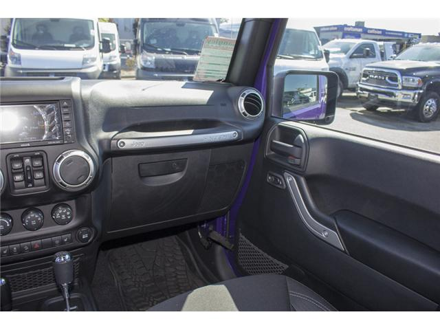 2017 Jeep Wrangler Unlimited Rubicon (Stk: HL693311N) in Surrey - Image 13 of 28