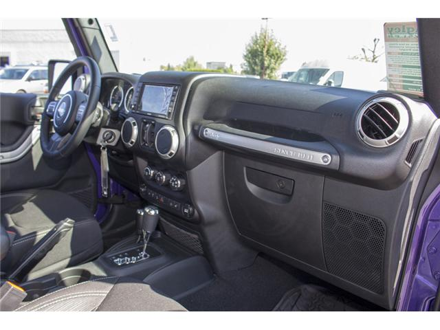 2017 Jeep Wrangler Unlimited Rubicon (Stk: HL693311N) in Surrey - Image 16 of 28