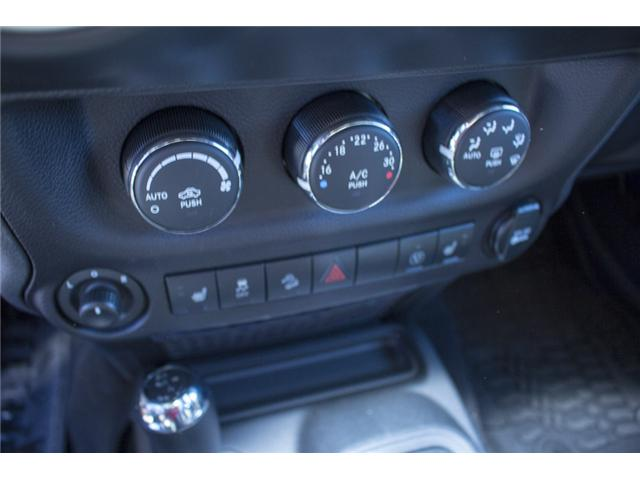 2017 Jeep Wrangler Unlimited Rubicon (Stk: HL693311N) in Surrey - Image 21 of 28