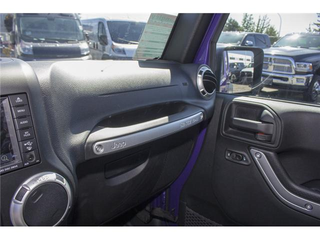 2017 Jeep Wrangler Unlimited Rubicon (Stk: HL693311N) in Surrey - Image 23 of 28