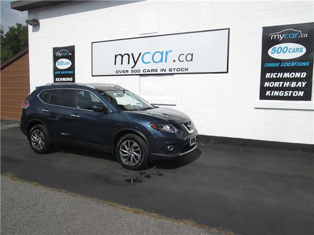 2015 Nissan Rogue SL (Stk: 181192) in North Bay - Image 2 of 14