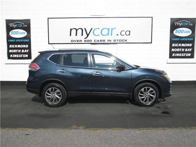 2015 Nissan Rogue SL (Stk: 181192) in North Bay - Image 1 of 14