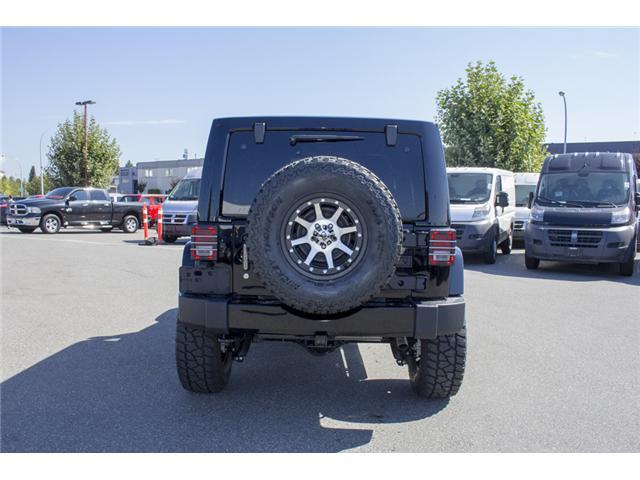 2017 Jeep Wrangler Unlimited Sahara (Stk: HL728965N) in Surrey - Image 6 of 29