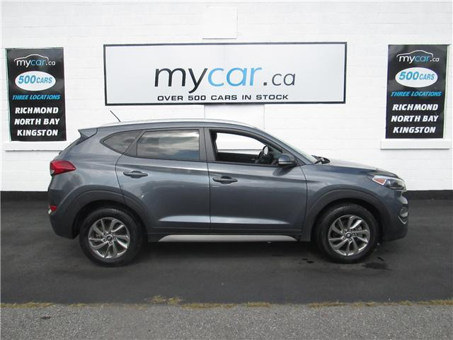 2017 Hyundai Tucson Premium (Stk: 181134) in Richmond - Image 1 of 13