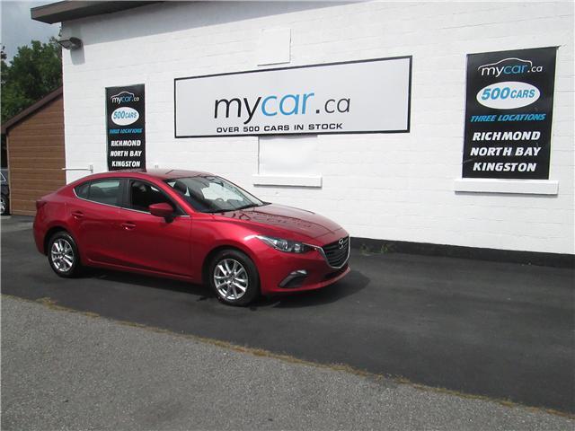 2014 Mazda Mazda3 GS-SKY (Stk: 181148) in Richmond - Image 2 of 13