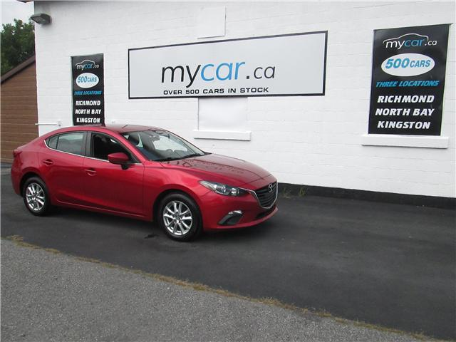 2015 Mazda Mazda3 GS (Stk: 181152) in Kingston - Image 2 of 13