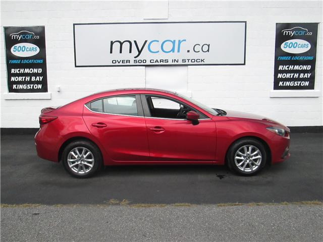 2015 Mazda Mazda3 GS (Stk: 181152) in Kingston - Image 1 of 13