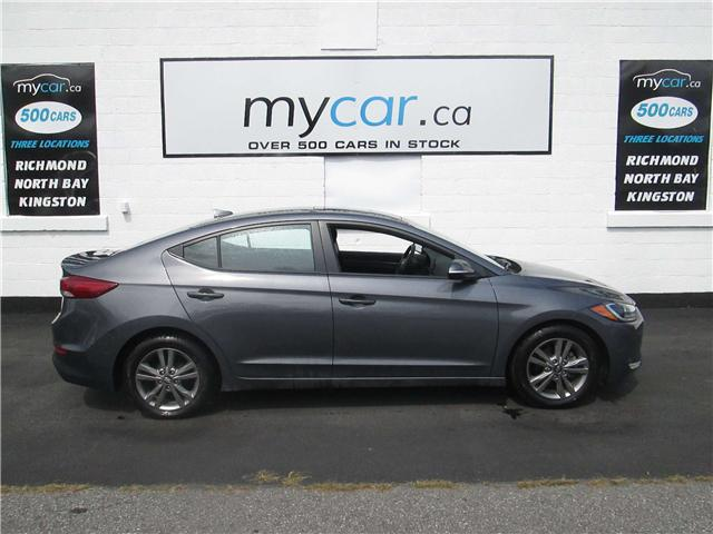 2018 Hyundai Elantra GL SE (Stk: 181029) in Richmond - Image 1 of 14