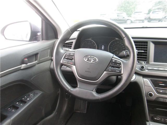 2018 Hyundai Elantra GL SE (Stk: 181029) in Richmond - Image 12 of 14