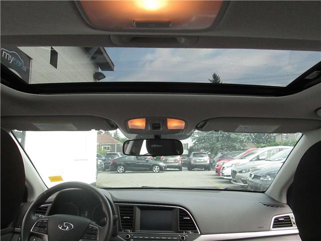 2018 Hyundai Elantra GL SE (Stk: 181029) in Richmond - Image 14 of 14