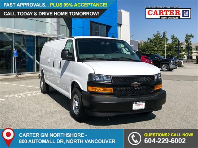 2018 Chevrolet Express 3500 Work Van (Stk: 8W29400) in Vancouver - Image 1 of 10