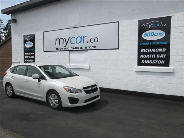 2014 Subaru Impreza 2.0i (Stk: 181038) in Richmond - Image 2 of 24