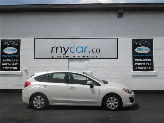 2014 Subaru Impreza 2.0i (Stk: 181038) in Richmond - Image 1 of 24