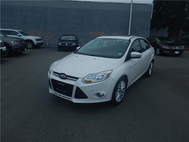 2012 Ford Focus SEL (Stk: HJ249856A) in Surrey - Image 3 of 30