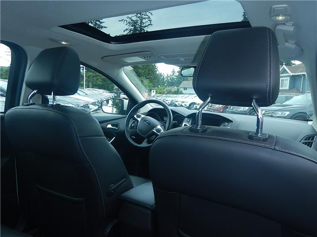 2012 Ford Focus SEL (Stk: HJ249856A) in Surrey - Image 20 of 30