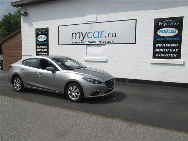 2015 Mazda Mazda3 GX (Stk: 181016) in North Bay - Image 2 of 13