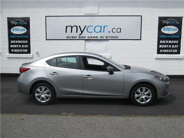 2015 Mazda Mazda3 GX (Stk: 181016) in North Bay - Image 1 of 13
