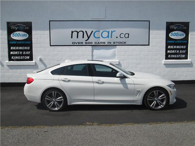 2015 BMW 435i xDrive Gran Coupe (Stk: 181202) in Richmond - Image 1 of 14