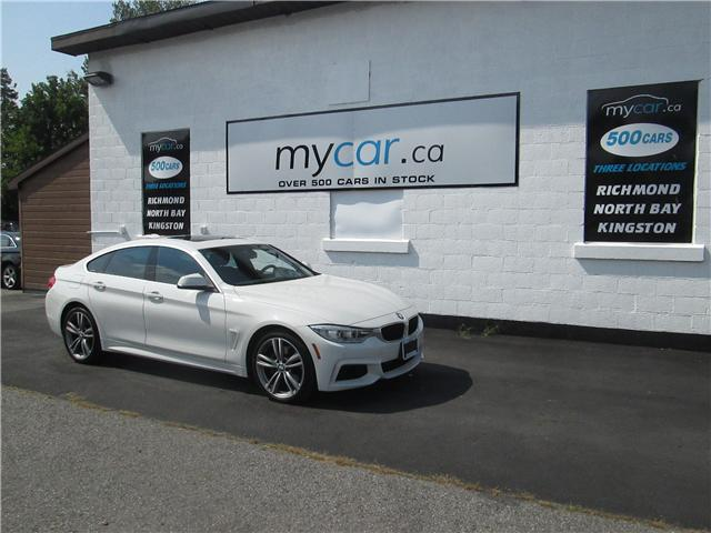 2015 BMW 435i xDrive Gran Coupe (Stk: 181202) in Richmond - Image 2 of 14