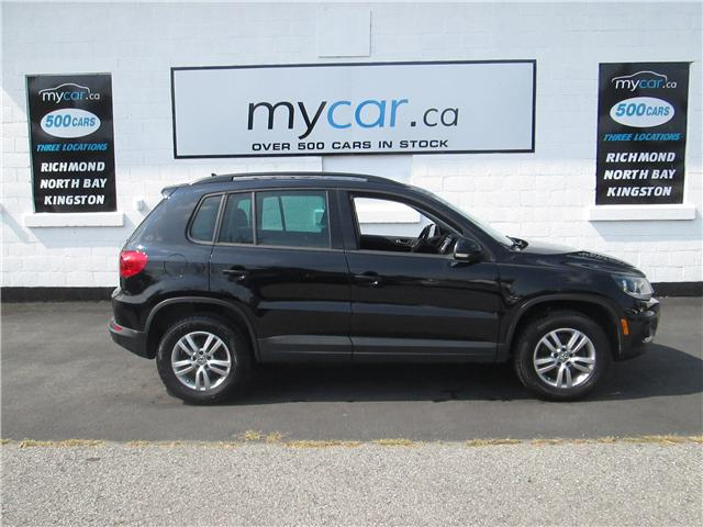 2015 Volkswagen Tiguan Trendline (Stk: 181010) in Kingston - Image 1 of 13