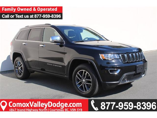 2017 Jeep Grand Cherokee Limited (Stk: C926684) in Courtenay - Image 1 of 30