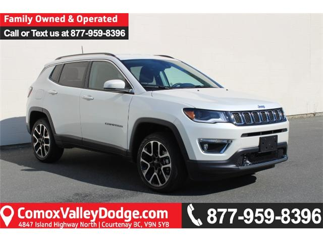 2018 Jeep Compass Limited (Stk: D196873A) in Courtenay - Image 1 of 30