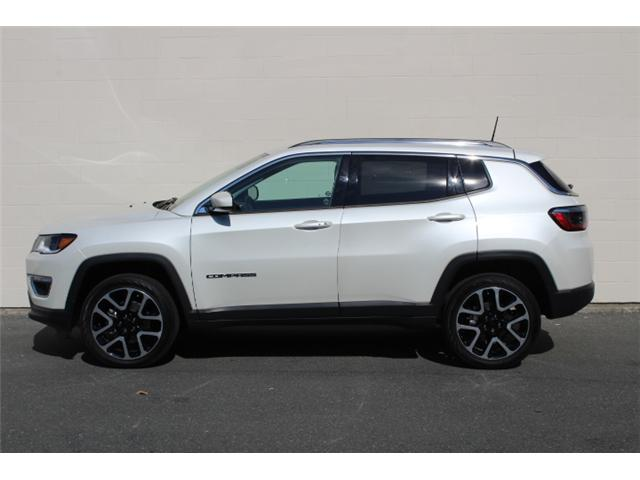 2018 Jeep Compass Limited (Stk: D196873A) in Courtenay - Image 28 of 30