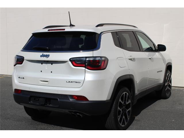 2018 Jeep Compass Limited (Stk: D196873A) in Courtenay - Image 4 of 30