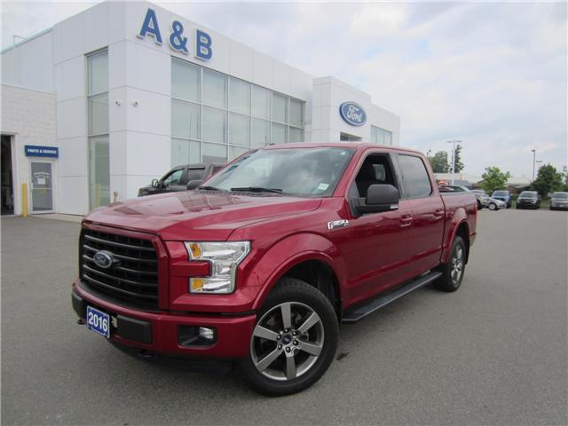 2016 Ford F-150  (Stk: 18174A) in Perth - Image 1 of 13