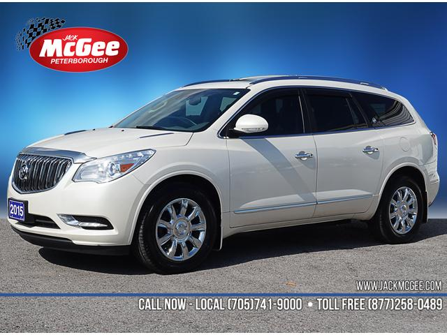 2015 Buick Enclave Premium (Stk: 18435A) in Peterborough - Image 1 of 23