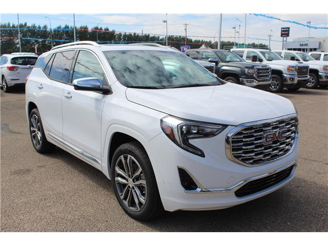 2019 GMC Terrain Denali (Stk: 167092) in Medicine Hat - Image 1 of 29