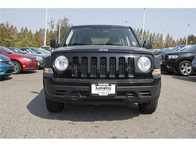 2017 Jeep Patriot Sport/North (Stk: AG0816) in Abbotsford - Image 2 of 25