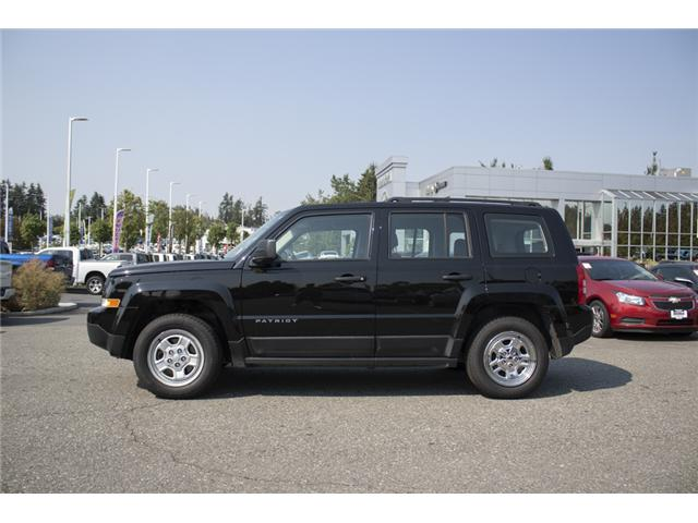 2017 Jeep Patriot Sport/North (Stk: AG0816) in Abbotsford - Image 4 of 25