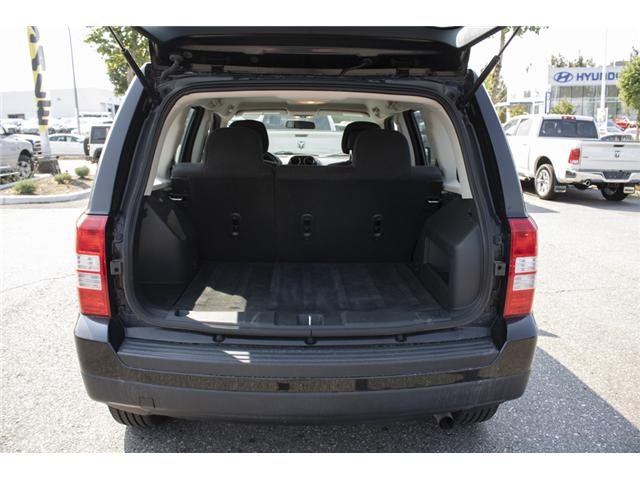 2017 Jeep Patriot Sport/North (Stk: AG0816) in Abbotsford - Image 10 of 25