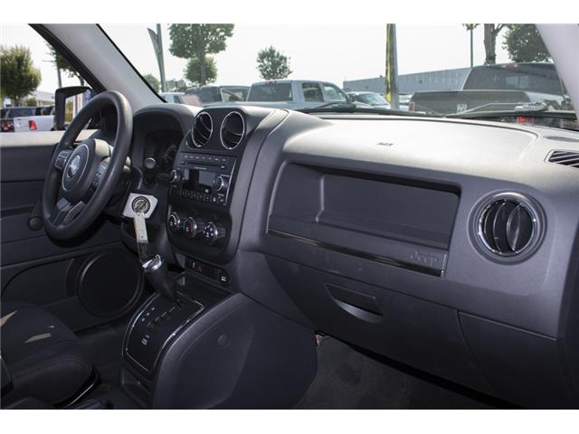 2017 Jeep Patriot Sport/North (Stk: AG0816) in Abbotsford - Image 19 of 25