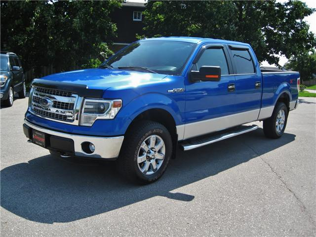 2014 Ford F-150 XLT (Stk: 1404) in Orangeville - Image 2 of 20