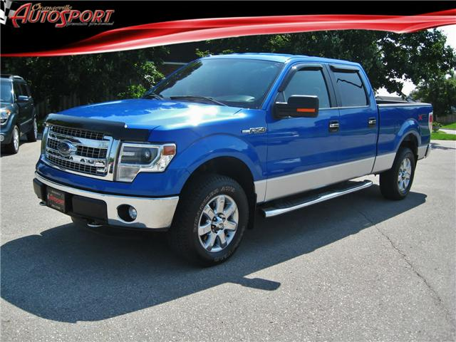 2014 Ford F-150 XLT (Stk: 1404) in Orangeville - Image 1 of 20
