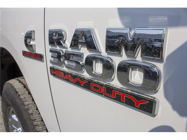 2018 RAM 3500 ST (Stk: J280746) in Abbotsford - Image 10 of 21