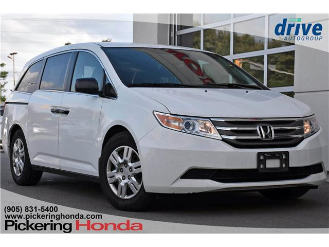 2011 Honda Odyssey LX (Stk: T1513A) In Pickering   Image 1 Of 23 ...
