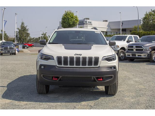 2019 Jeep Cherokee Trailhawk (Stk: K277487) in Abbotsford - Image 2 of 25