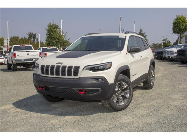 2019 Jeep Cherokee Trailhawk (Stk: K277487) in Abbotsford - Image 3 of 25