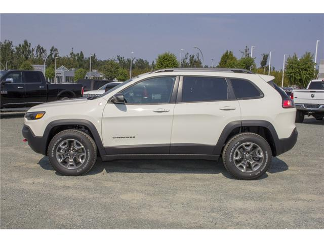 2019 Jeep Cherokee Trailhawk (Stk: K277487) in Abbotsford - Image 4 of 25